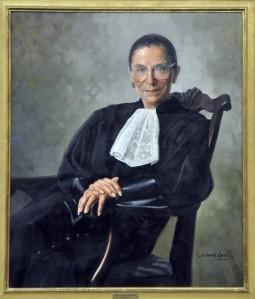 http://en.wikipedia.org/wiki/Ruth_Bader_Ginsburg