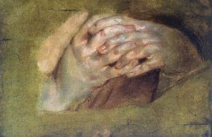 Photo Credit: Wikimedia Creative Commons - Rubens Praying Hands